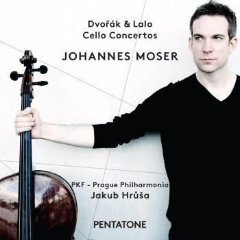 Cover Dvorak & Lalo: Cello Concertos