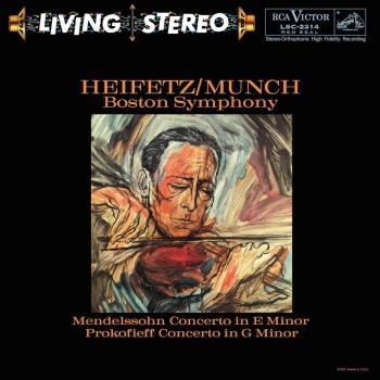 Cover Mendelssohn: Violin Concerto/Prokofiev: Violin Concerto No. 2 (Remastered)