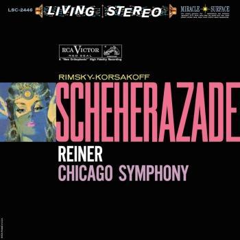 Cover Rimsky-Korsakov: Schéhérazade (Remastered)