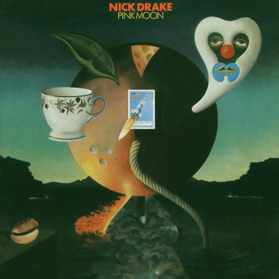 Cover Pink Moon (Remastered)
