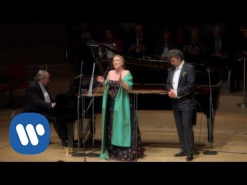 Video Diana Damrau, Helmut Deutsch: Mein Liebster singt am Haus
