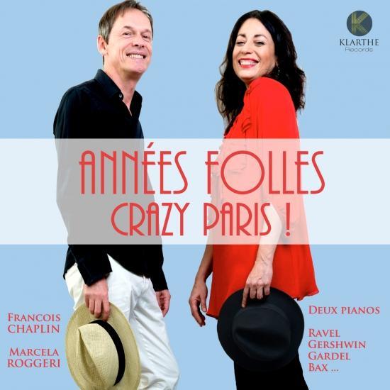 Cover Années folles, Crazy Paris !