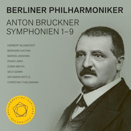 Cover Bruckner: Symphonies Nos. 1–9