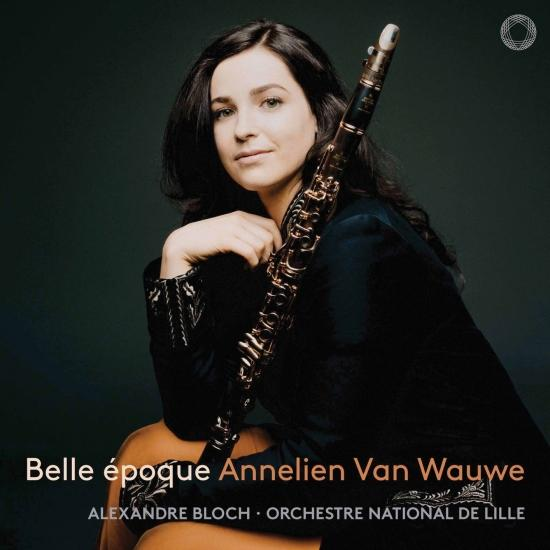 Cover Belle époque