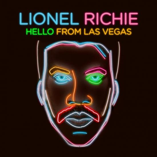 Cover Hello From Las Vegas (Deluxe)