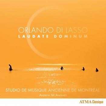 Cover Orlando di Lasso: Laudate Dominum