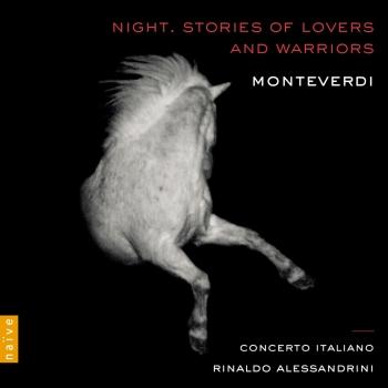 Cover Monteverdi: Night. Stories of Lovers and Warriors