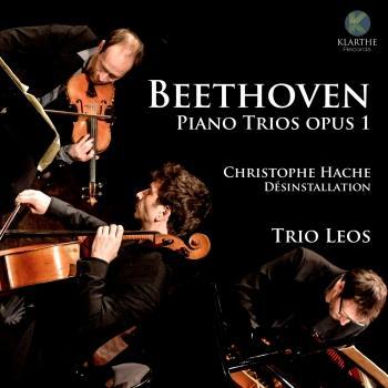 Cover Beethoven: Piano Trios, Op. 1 - Hache: Desinstalation