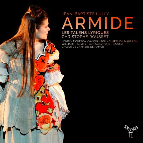 Cover Lully: Armide (Live)