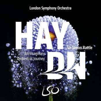 Cover Haydn: An Imaginary Orchestra Journey