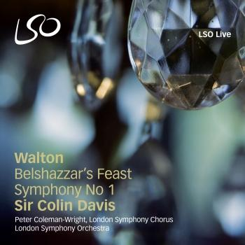 Cover Walton: Belshazzar's Feast, Symphony No. 1