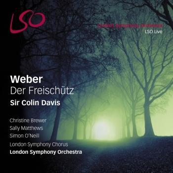 Cover Weber: Der Freischütz