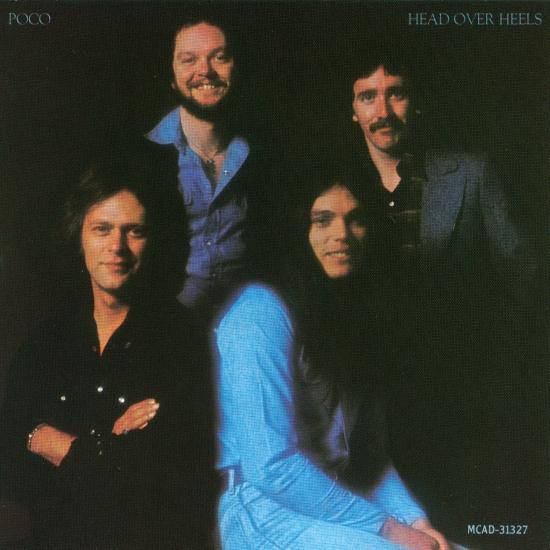 Cover Head Over Heals (Remastered)
