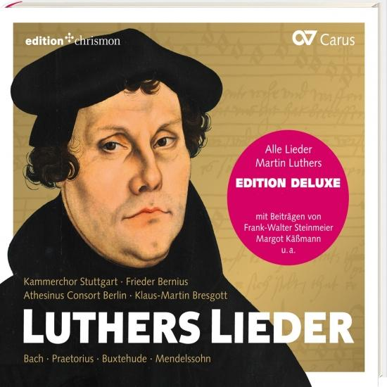 Cover Luthers Lieder