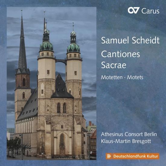 Cover Scheidt: Cantiones Sacrae