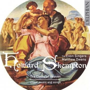 Cover Howard Skempton: The Cloths of Heaven
