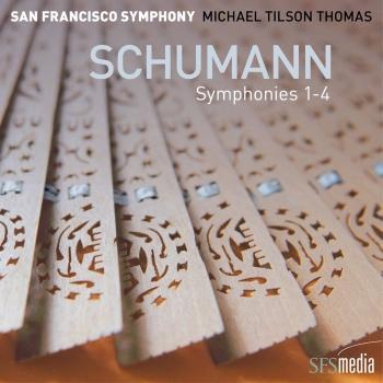Cover R. Schumann: Symphonies Nos. 1-4