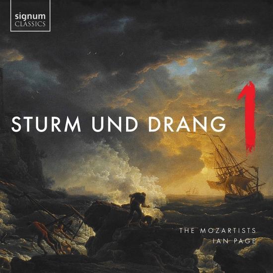 Cover Sturm und Drang, Vol. 1: Beck, Gluck, Haydn, Jommelli, Traetta
