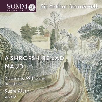 Cover Somervell: Maud & A Shropshire Lad