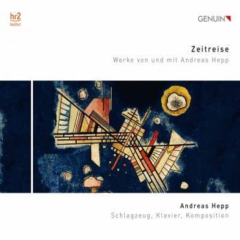 Cover Zeitreise: Werke von und mit Andreas Hepp