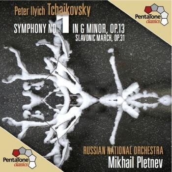 Cover Tchaikovsky: Symphony No. 1 - Marche Slave