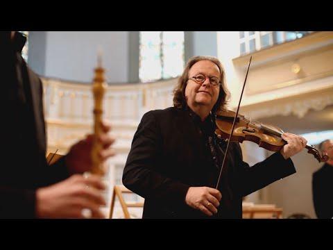 Video Johann Bernhard Bach: Orchestersuiten / Ouvertüren | Thüringer Bach Collegium