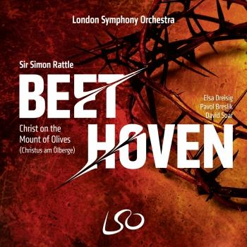 Cover Beethoven: Christ on the Mount of Olives (Christus Am Ölberge)