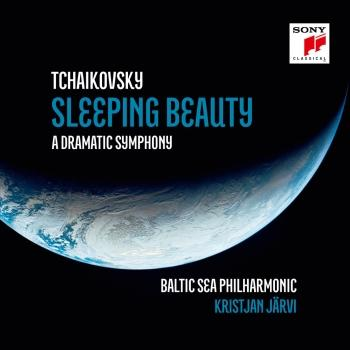 Cover Tchaikovsky: The Sleeping Beauty - A Dramatic Symphony