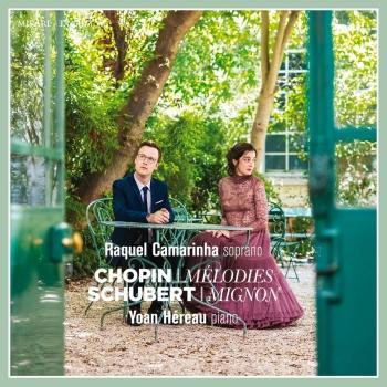 Cover Chopin: Mélodies - Schubert: Mignon