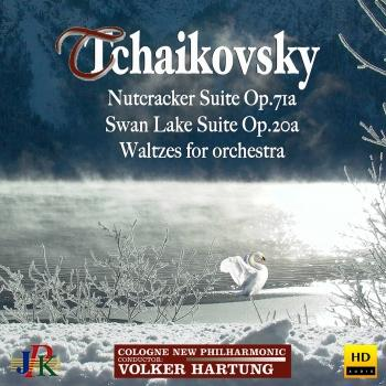 Cover Tchaikovsky: Ballet Suites & Waltzes for Orchestra
