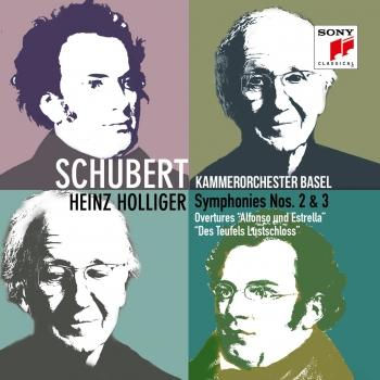 Cover Schubert: Symphonies Nos. 2 & 3
