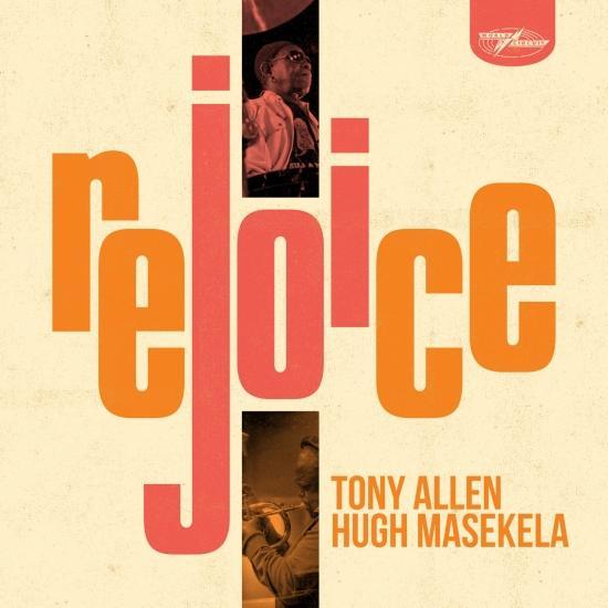 Cover Rejoice