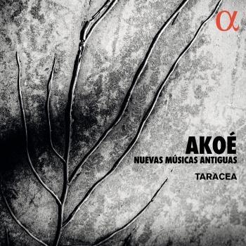 Cover Akoé: Nuevas Músicas Antiguas