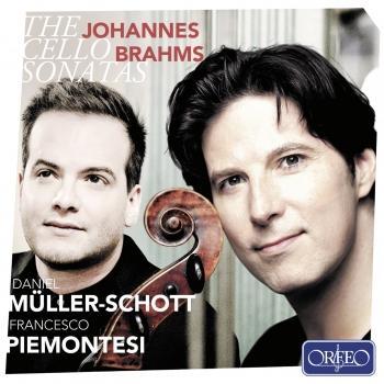 Cover Brahms: Sonatas Opp. 38, 78 & 99
