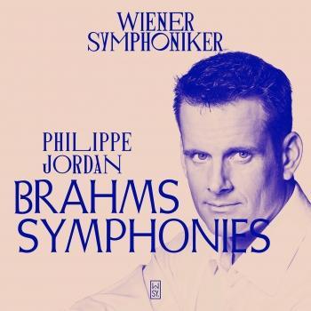 Cover Brahms: Symphonies Nos. 1-4 (Live)