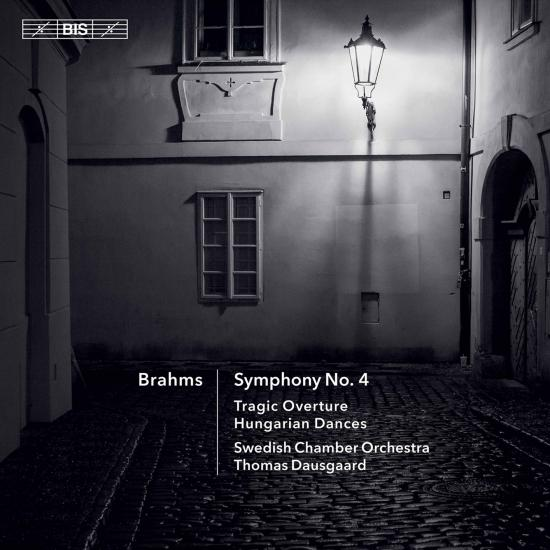 Cover Brahms: Orchestral Works