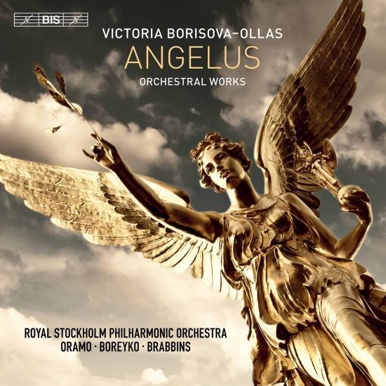 Cover Victoria Borisova-Ollas: Orchestral Works