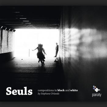 Cover Stéphane Orlando: Seuls