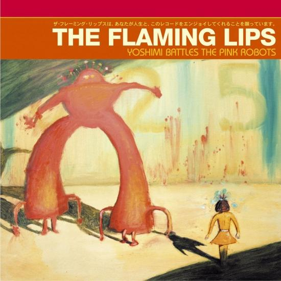 Cover Yoshimi Battles The Pink Robots (Remastered)