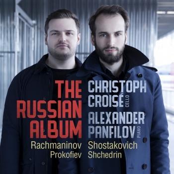 Cover The Russian Album: Rachmaninov; Shostakovich; Prokofiev; Shchedrin