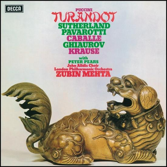 Cover Puccini: Turandot (Remastered)