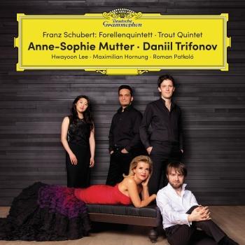 Cover Schubert: Forellenquintett - Trout Quintet (Live)