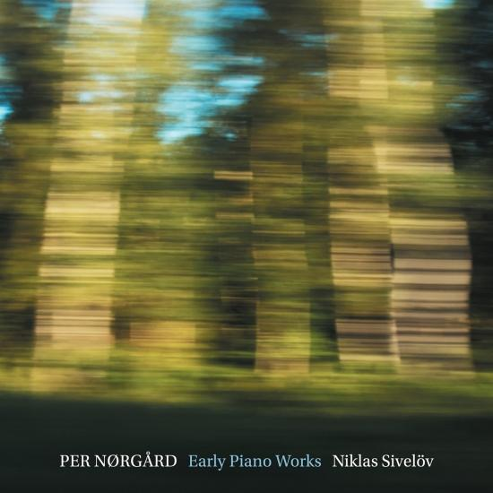 Cover Per Nørgård: Early Piano Works
