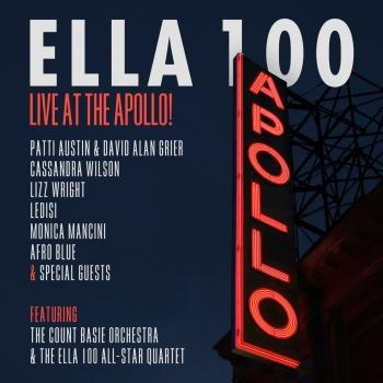 Cover Ella 100: Live at the Apollo!