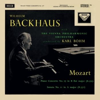 Cover Mozart: Piano Concerto No. 27; Piano Sonata No. 11 (Remastered)