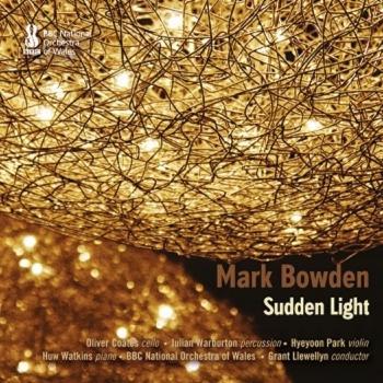 Cover Mark Bowden: Sudden Light