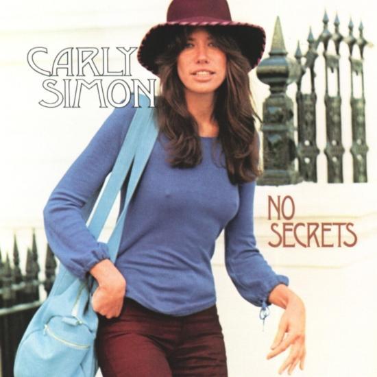 Cover No Secrets