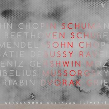 Cover Favourite Piano Music, Vol. 1 (Live)