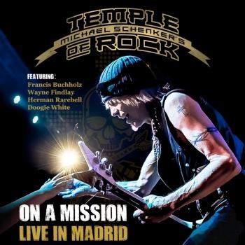 Cover On a Mission - Live in Madrid