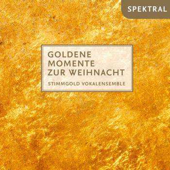Cover Goldene Momente zur Weihnacht